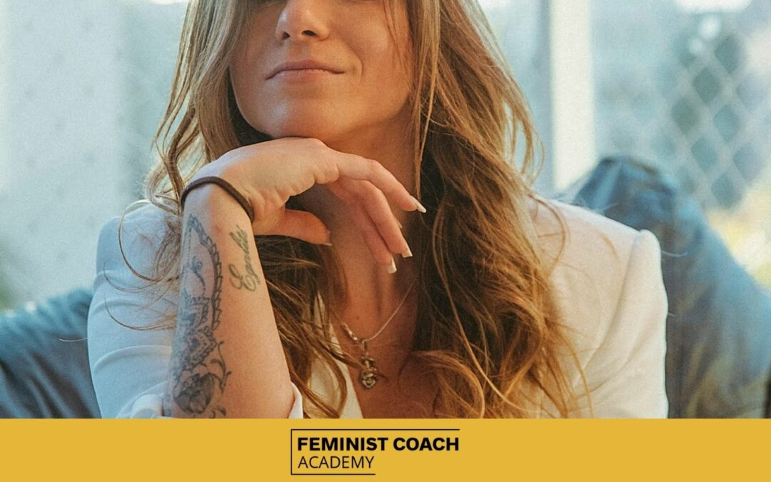 S3 Episode 11: Shining In Your Element as a Feminist with Mayra Cardozo